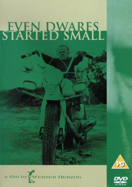 Os Anões também começaram pequenos (1970) Herzog