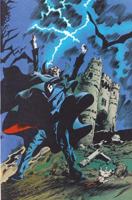 dracula by gene colan