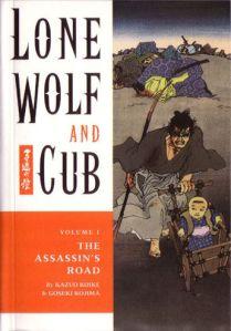 345px-Lone_Wolf_manga