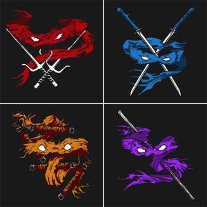 teenage-mutant-ninja-turtles-minimalist-t-shirts