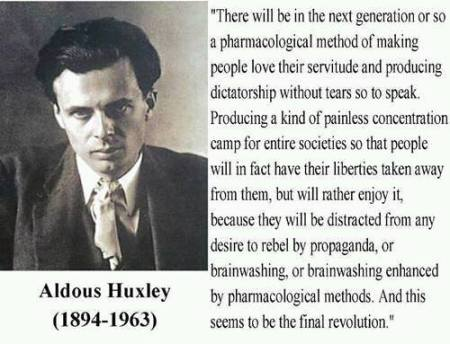 huxley final revolution